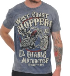 T-shirt West Coast choppers WCC28
